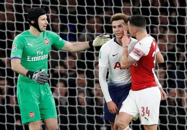 Đánh bại Arsenal, Tottenham gặp Chelsea tại bán kết - ảnh 3