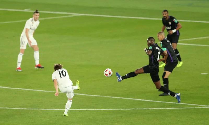 Real Madrid vô địch FIFA Club World Cup 3 lần liên tiếp - ảnh 1