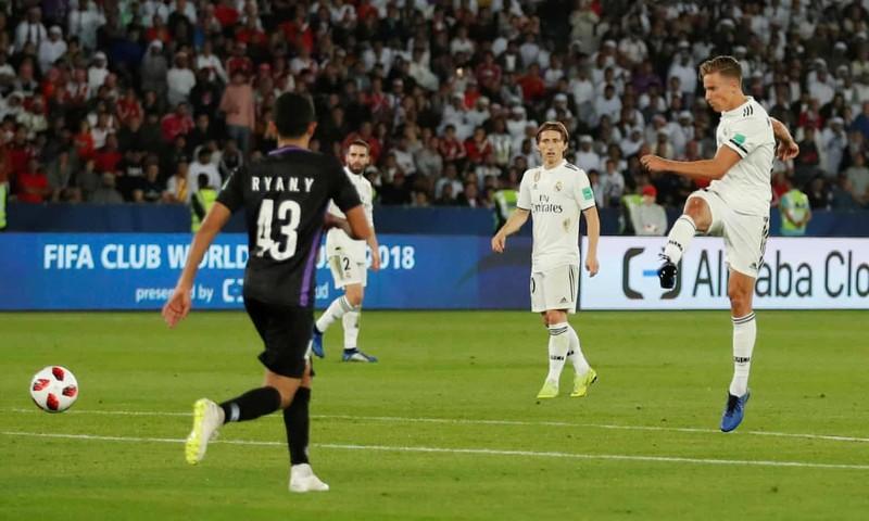 Real Madrid vô địch FIFA Club World Cup 3 lần liên tiếp - ảnh 3