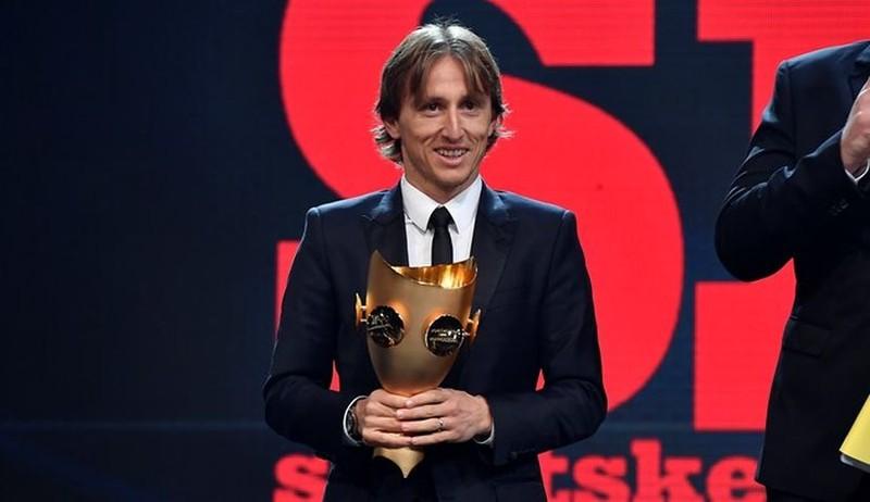 Sau quả bóng vàng, Modric tiếp tục được vinh danh ở Croatia - ảnh 1