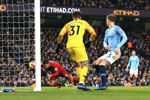 'Quật ngã' Liverpool, Man. City sống lại cuộc đua vô địch - ảnh 3