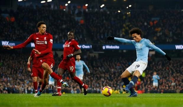 'Quật ngã' Liverpool, Man. City sống lại cuộc đua vô địch - ảnh 4