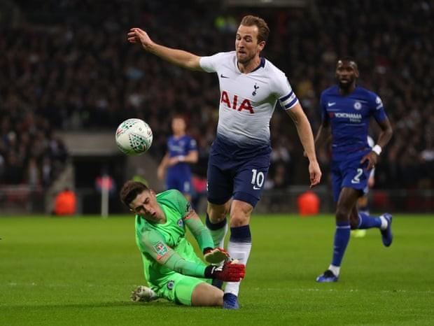 Tottenham thắng kịch tính Chelsea ở bán kết League Cup - ảnh 2