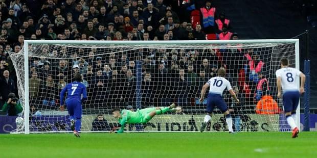 Tottenham thắng kịch tính Chelsea ở bán kết League Cup - ảnh 3