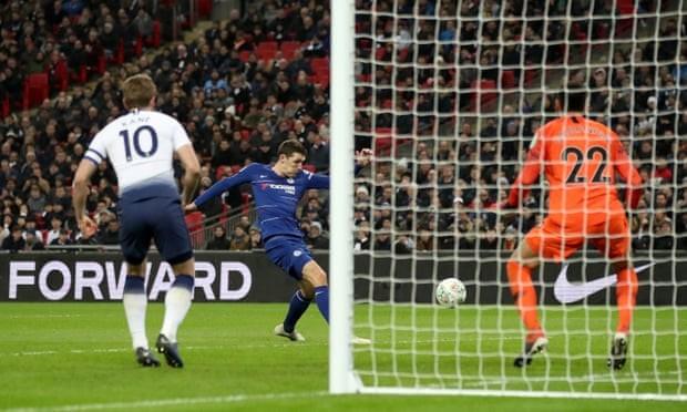 Tottenham thắng kịch tính Chelsea ở bán kết League Cup - ảnh 4