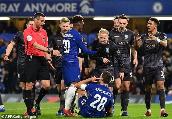 Tottenham thua sốc, Chelsea 'nối gót' MU, Man City ở FA Cup - ảnh 2