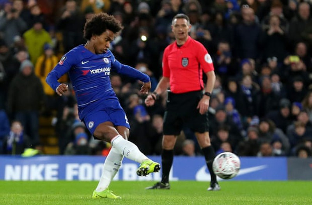 Tottenham thua sốc, Chelsea 'nối gót' MU, Man City ở FA Cup - ảnh 3