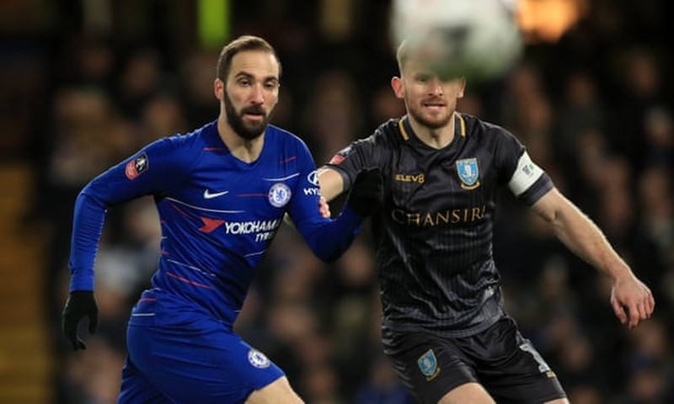 Tottenham thua sốc, Chelsea 'nối gót' MU, Man City ở FA Cup - ảnh 4