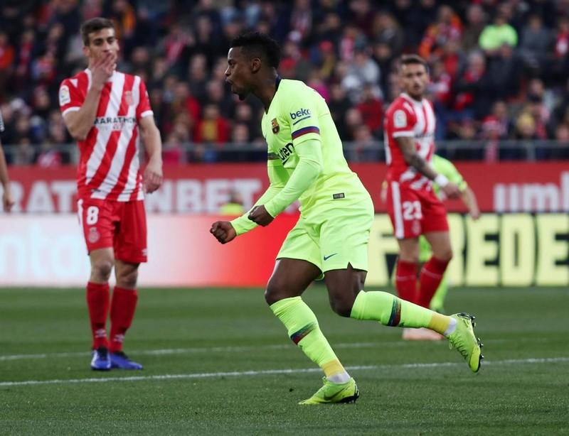 Thắng sân khách, Barcelona giữ vững ngôi đầu La Liga - ảnh 2