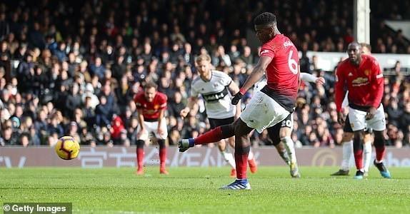 MU và Solskjaer thăng hoa, 'bay' vào Top 4 Premier League - ảnh 5