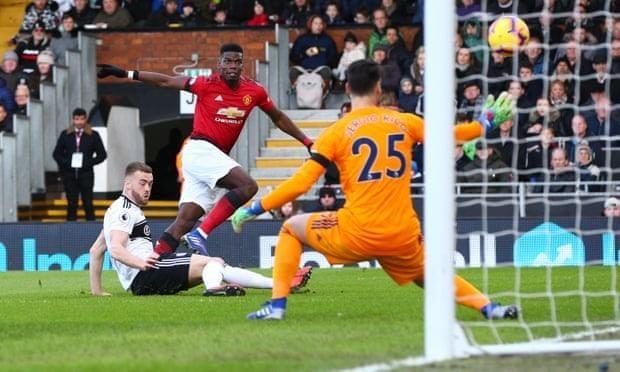 MU và Solskjaer thăng hoa, 'bay' vào Top 4 Premier League - ảnh 2