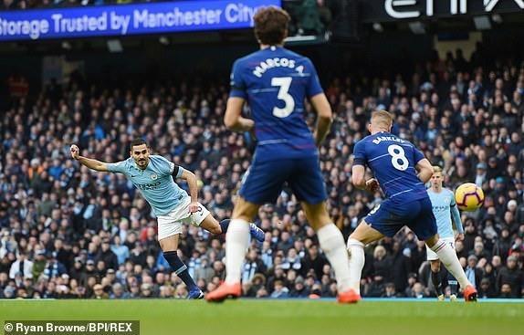 Aguero lập hat-trick, Man City 'chơi tennis hủy diệt' Chelsea - ảnh 4
