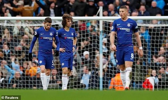 Aguero lập hat-trick, Man City 'chơi tennis hủy diệt' Chelsea - ảnh 6