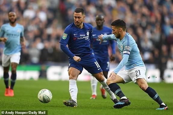 Thua penalty, Chelsea đau đớn nhìn Man City vô địch League Cup - ảnh 2