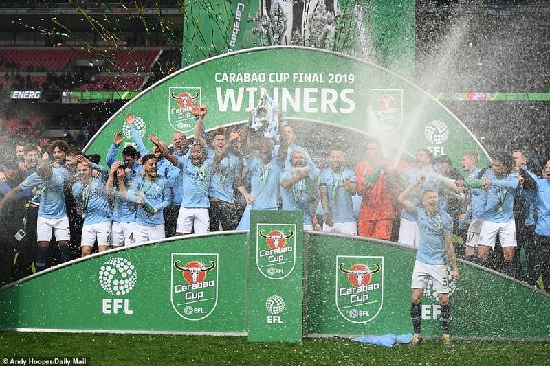 Thua penalty, Chelsea đau đớn nhìn Man City vô địch League Cup - ảnh 6