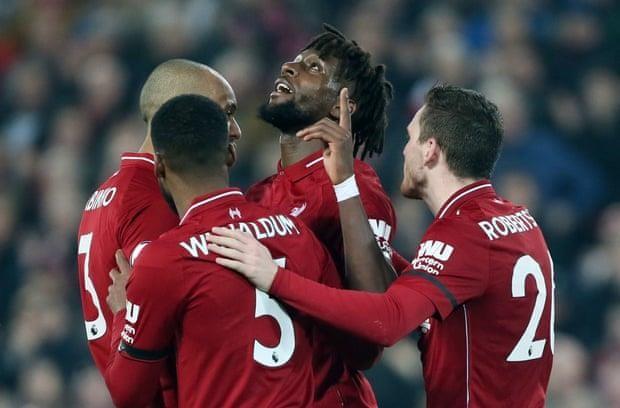Liverpool thắng 'hủy diệt', Man City nhọc nhằn kiếm 3 điểm - ảnh 3