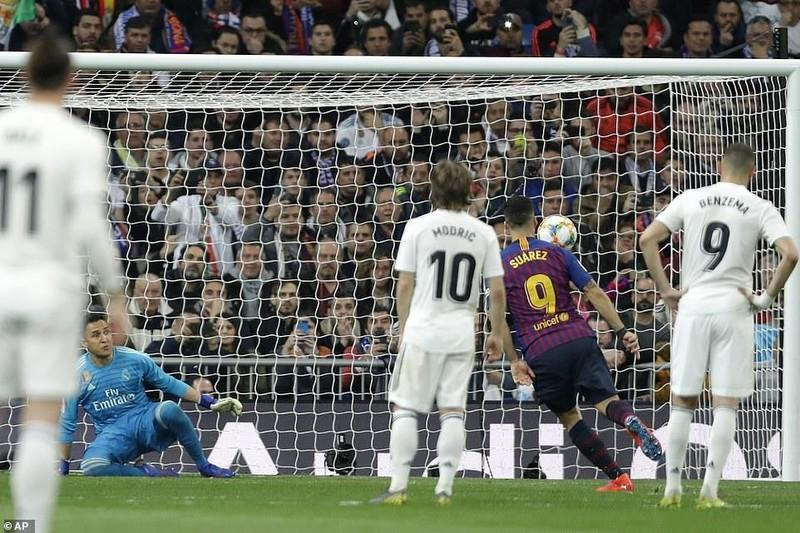 Thua đậm ngay sân nhà,Real Madrid nhìn Barcelona vào chung kết - ảnh 5