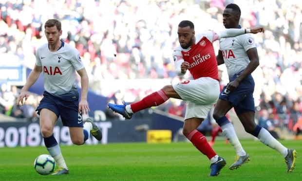 Arsenal đánh rơi chiến thắng phút cuối trước Tottenham - ảnh 1
