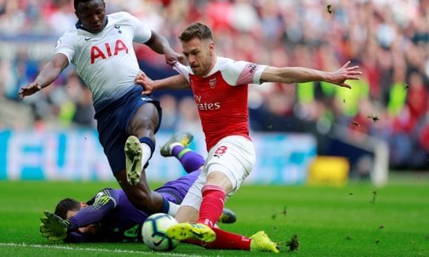 Arsenal đánh rơi chiến thắng phút cuối trước Tottenham - ảnh 2