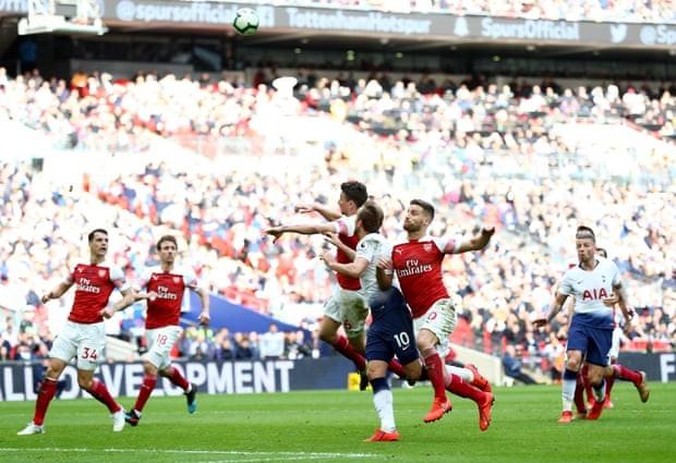Arsenal đánh rơi chiến thắng phút cuối trước Tottenham - ảnh 4