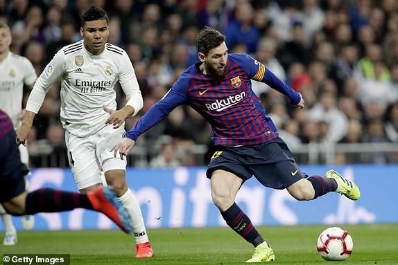Barcelona lại cho Real Madrid ôm hận siêu kinh điển - ảnh 1