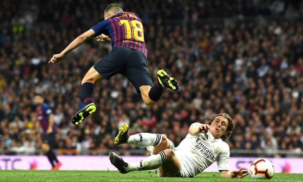 Barcelona lại cho Real Madrid ôm hận siêu kinh điển - ảnh 3