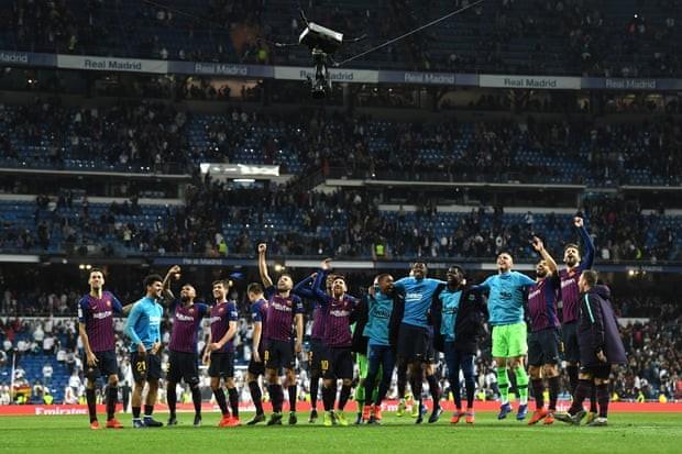 Barcelona lại cho Real Madrid ôm hận siêu kinh điển - ảnh 4