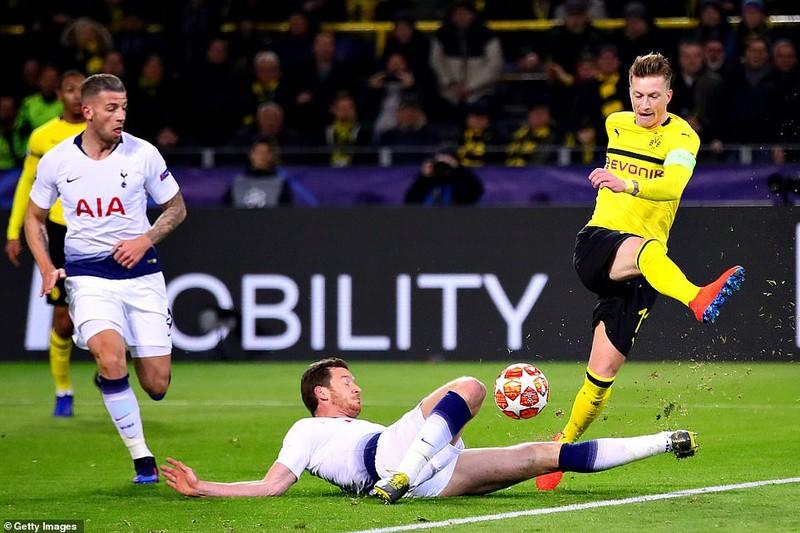 Harry Kane tỏa sáng, Tottenham vào tứ kết Champions League - ảnh 1