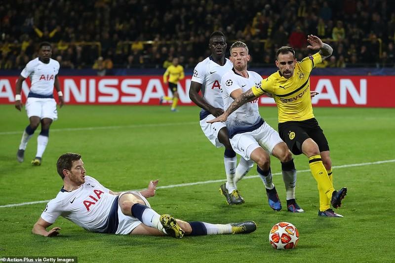Harry Kane tỏa sáng, Tottenham vào tứ kết Champions League - ảnh 4