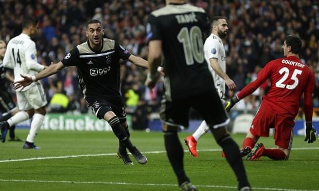 Thắng 'hủy diệt', Ajax biến Real Madrid thành cựu vương - ảnh 1