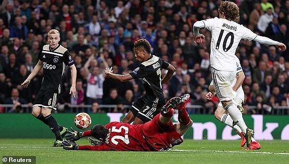 Thắng 'hủy diệt', Ajax biến Real Madrid thành cựu vương - ảnh 2