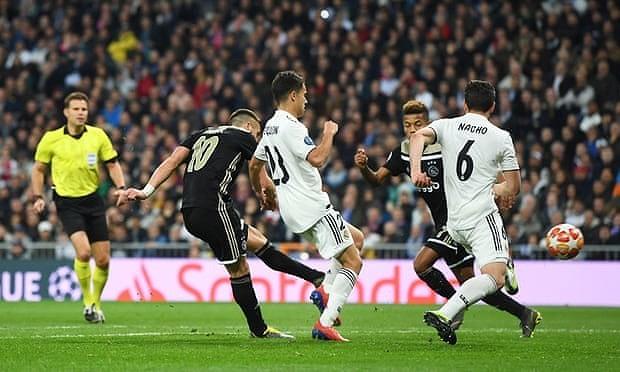 Thắng 'hủy diệt', Ajax biến Real Madrid thành cựu vương - ảnh 3