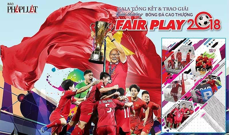 Đêm Gala trao giải thưởng Fair Play 2018: Ai sẽ đăng quang? - ảnh 7