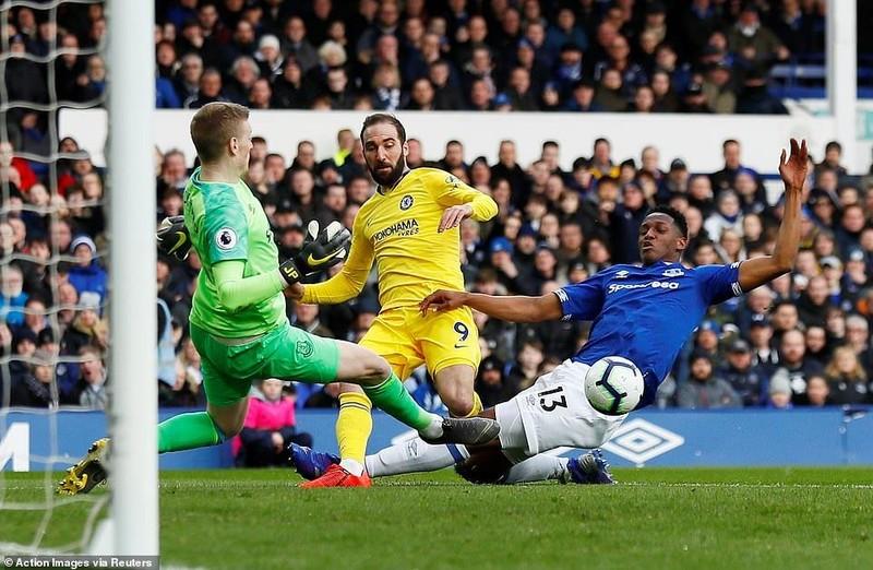 Thua đau Everton, Chelsea lâm nguy trong cuộc chiến Top 4 - ảnh 2