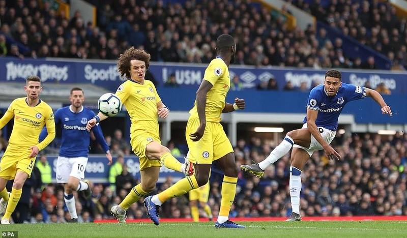 Thua đau Everton, Chelsea lâm nguy trong cuộc chiến Top 4 - ảnh 3