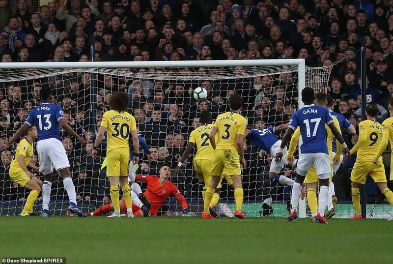Thua đau Everton, Chelsea lâm nguy trong cuộc chiến Top 4 - ảnh 4