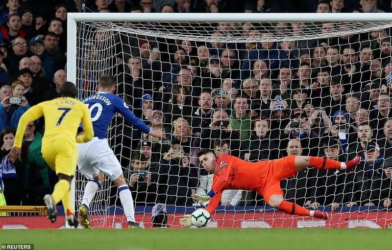 Thua đau Everton, Chelsea lâm nguy trong cuộc chiến Top 4 - ảnh 5
