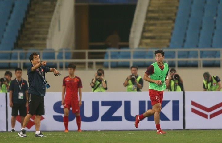 'Hủy diệt' U23 Brunei, U23 Việt Nam vượt Thái Lan lên ngôi đầu - ảnh 24