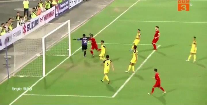 'Hủy diệt' U23 Brunei, U23 Việt Nam vượt Thái Lan lên ngôi đầu - ảnh 20