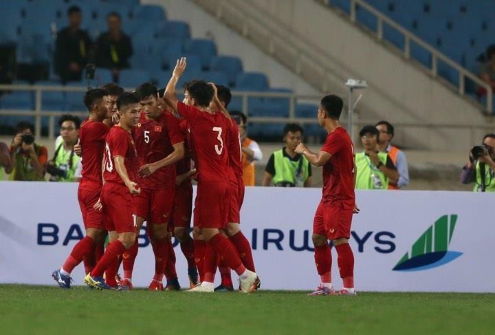 'Hủy diệt' U23 Brunei, U23 Việt Nam vượt Thái Lan lên ngôi đầu - ảnh 19
