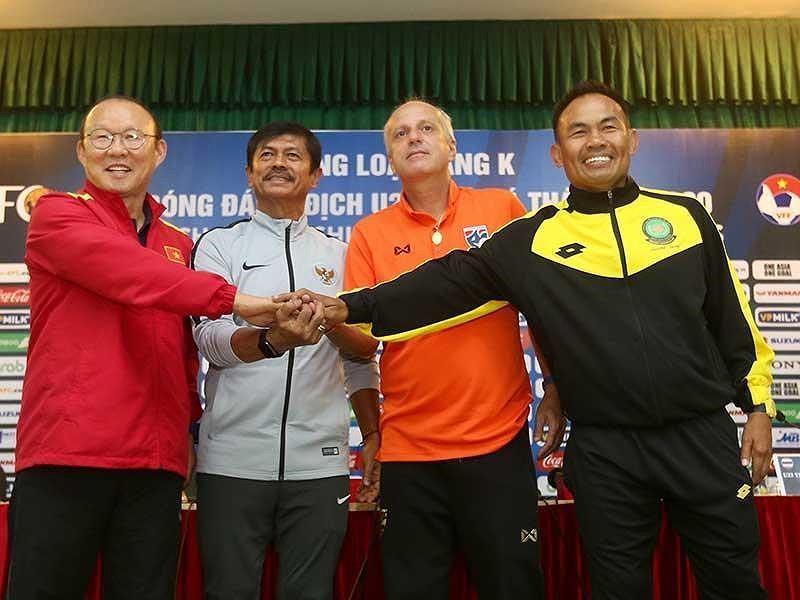 'Hủy diệt' U23 Brunei, U23 Việt Nam vượt Thái Lan lên ngôi đầu - ảnh 31