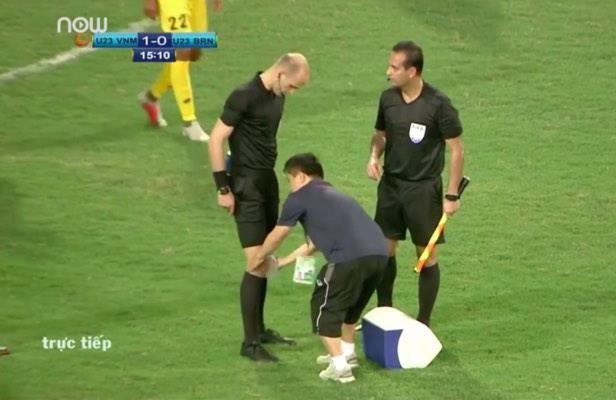 'Hủy diệt' U23 Brunei, U23 Việt Nam vượt Thái Lan lên ngôi đầu - ảnh 18