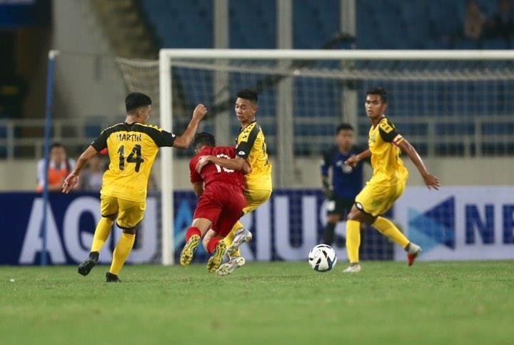 'Hủy diệt' U23 Brunei, U23 Việt Nam vượt Thái Lan lên ngôi đầu - ảnh 14