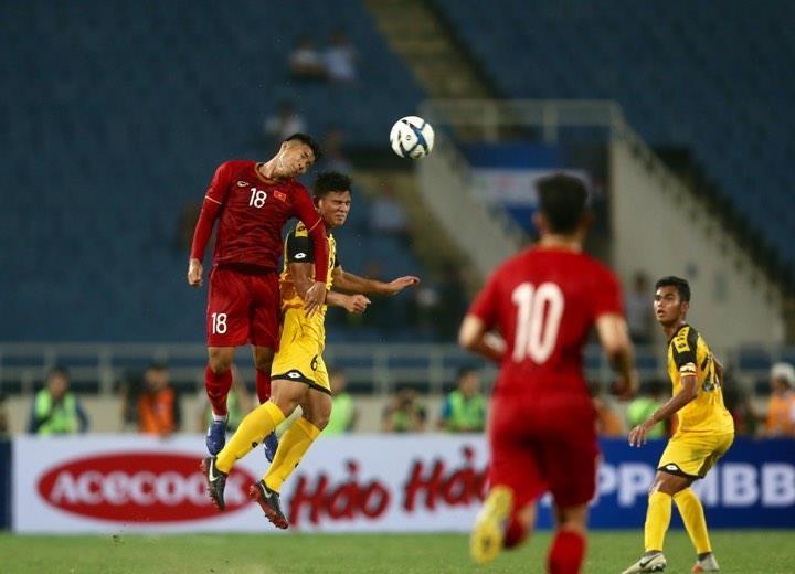 'Hủy diệt' U23 Brunei, U23 Việt Nam vượt Thái Lan lên ngôi đầu - ảnh 13
