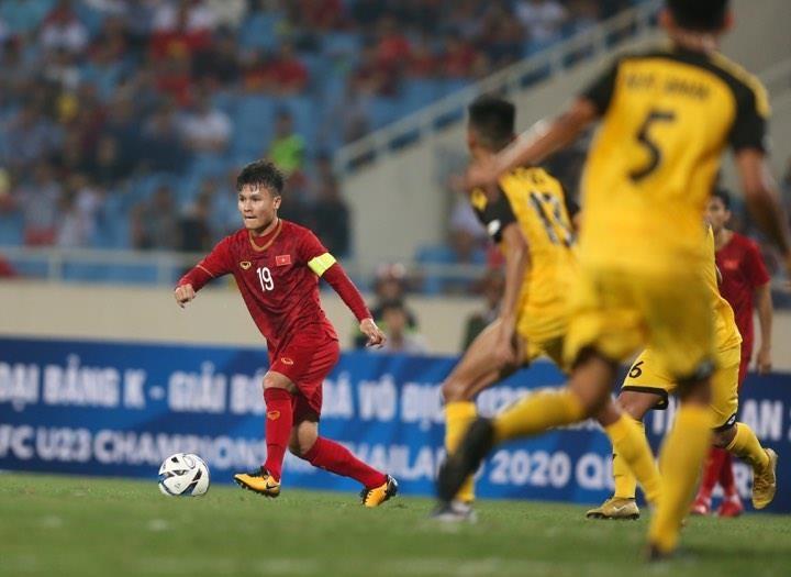'Hủy diệt' U23 Brunei, U23 Việt Nam vượt Thái Lan lên ngôi đầu - ảnh 6