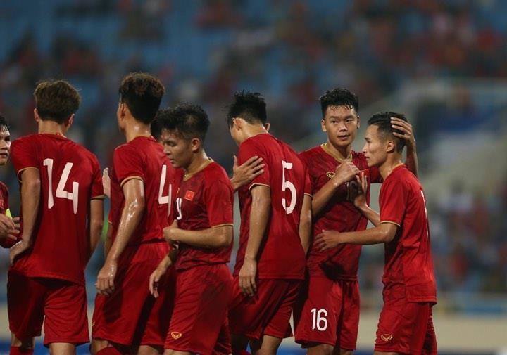'Hủy diệt' U23 Brunei, U23 Việt Nam vượt Thái Lan lên ngôi đầu - ảnh 9