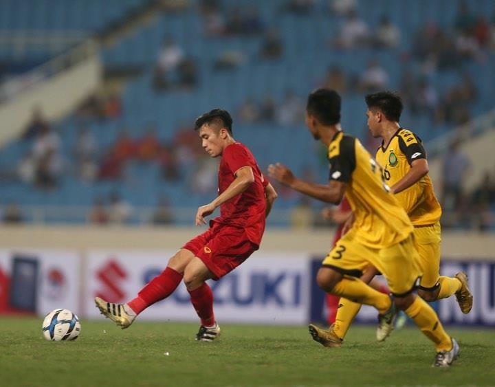 'Hủy diệt' U23 Brunei, U23 Việt Nam vượt Thái Lan lên ngôi đầu - ảnh 3