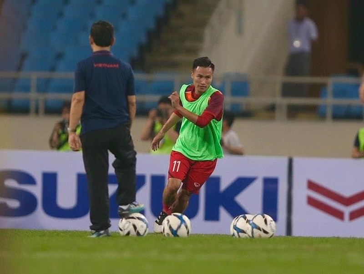 'Hủy diệt' U23 Brunei, U23 Việt Nam vượt Thái Lan lên ngôi đầu - ảnh 22
