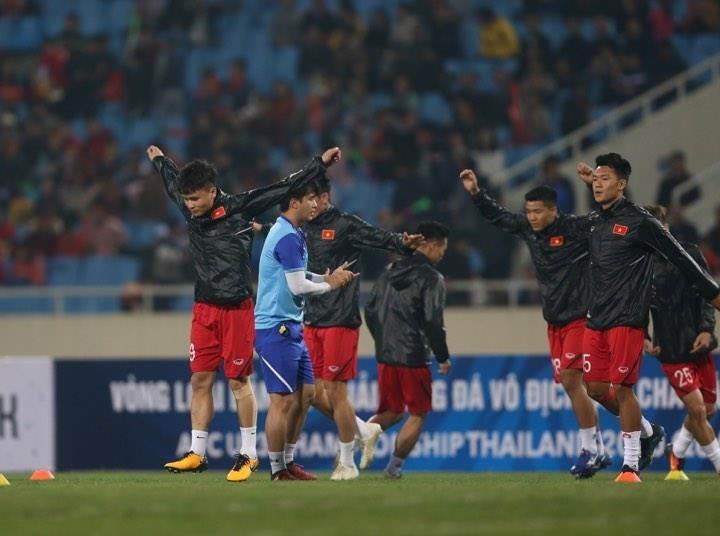 Người hùng Việt Hưng giúp U23 VN hạ U23 Indonesia phút bù giờ - ảnh 25