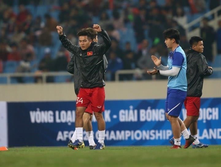 Người hùng Việt Hưng giúp U23 VN hạ U23 Indonesia phút bù giờ - ảnh 26